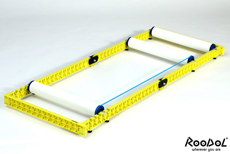 Training Roller ROODOL Compact Yellow