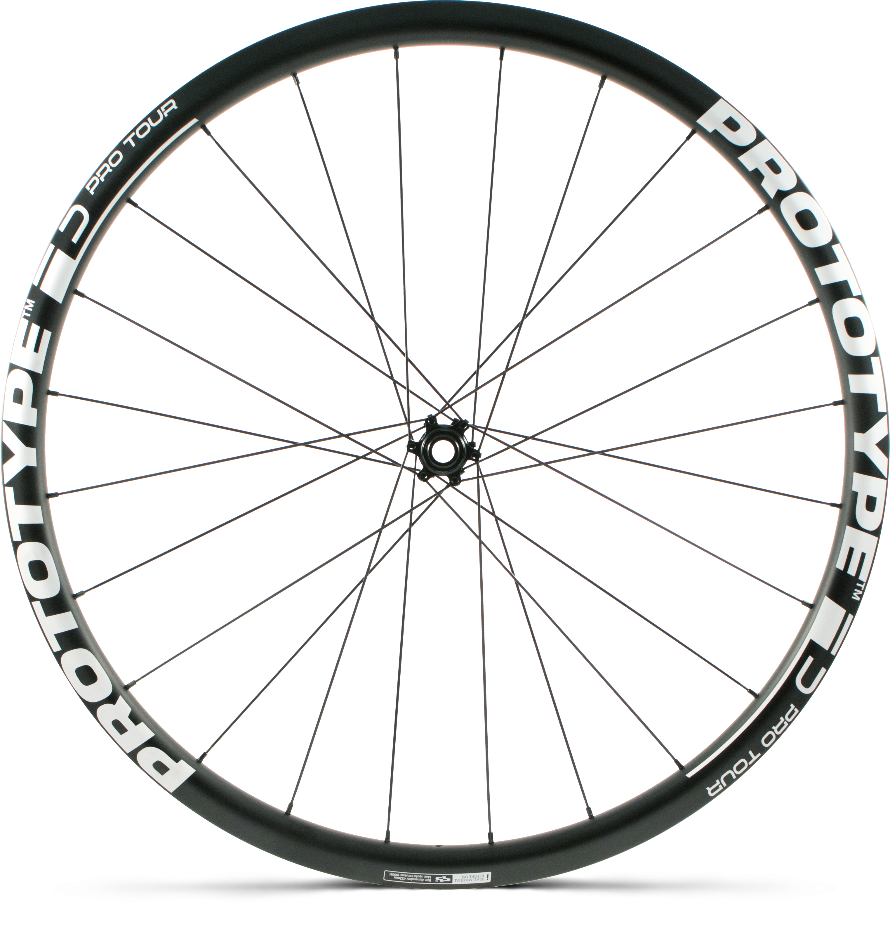 Wheel Pro Tour Disc Clincher  (Set)