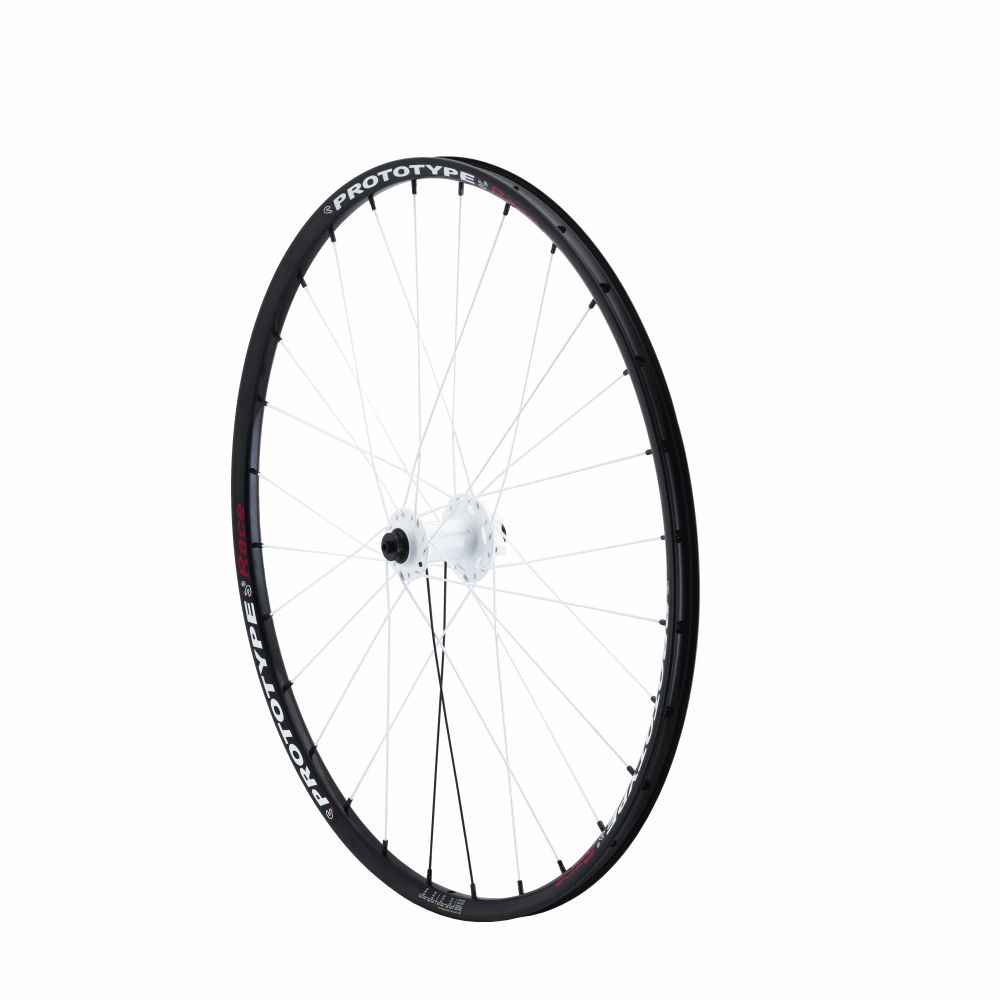 MTB Wheel 26r Race Black (Lefty)