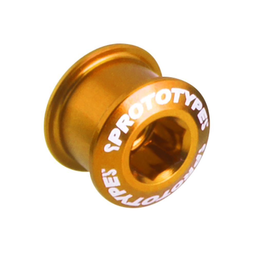 Chainring Bolt Long 85 (x5) Gold
