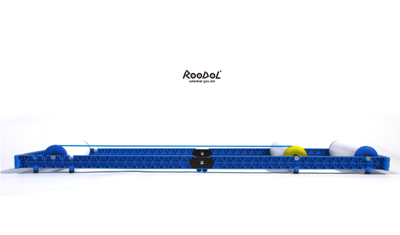 Training Roller ROODOL Compact Blue