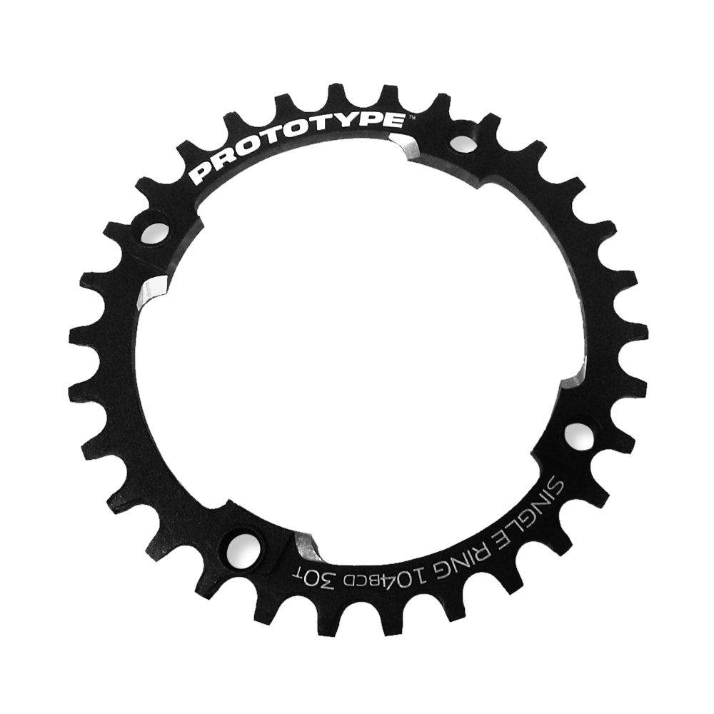 Chainring Single Ring 2-104 34T