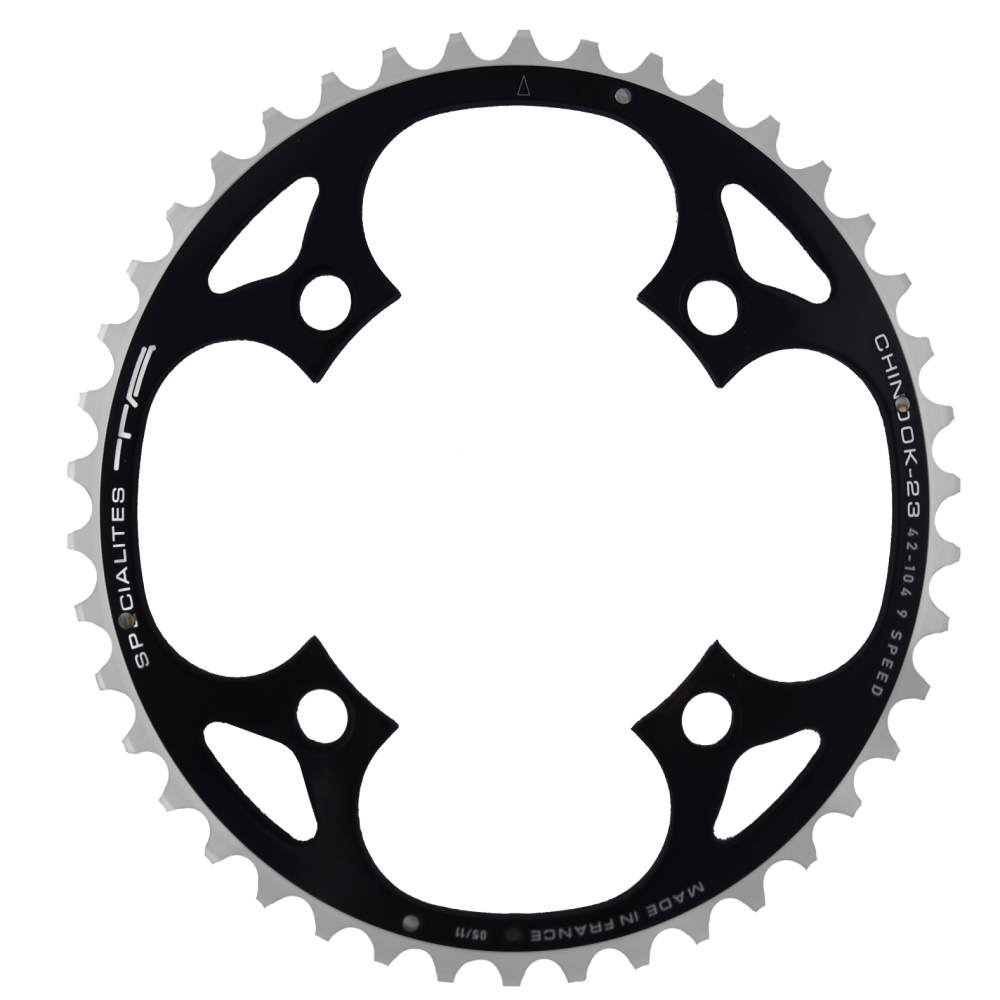 Chainring TA CHINOOK 3-104 42T