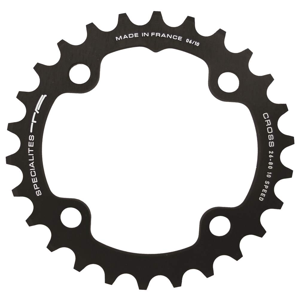 Chainring TA CROSS 1-80 30T