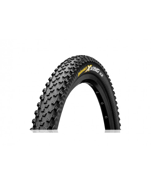 Clincher CONTINENTAL Cross-King ProTection 29x2.2